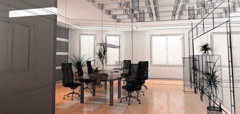 Raumgestaltung Innenarchitektur